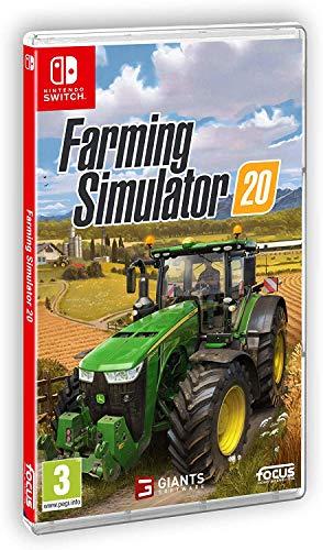 Farming Simulator 2020 - Nintendo Switch - Lingua Italiana