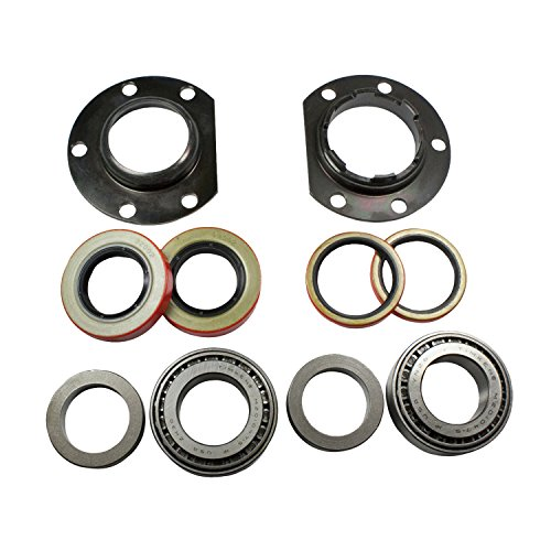 Yukon (AK C8.75-OEM-COMPLETE) Axle Bearing Adjuster and Seal Kit for Chrysler 8.75' Differential