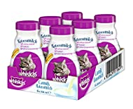 Whiskas Cat Milk x 200ml pack of 6