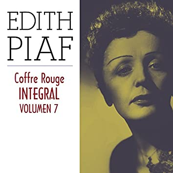 Édith Piaf, Coffre Rouge Integral, Vol. 7/10