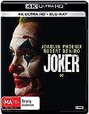 Joker 4K UHD Blu-ray + Blu-ray | Joaquin Phoenix | NON-USA Format | Region B Import - Australia