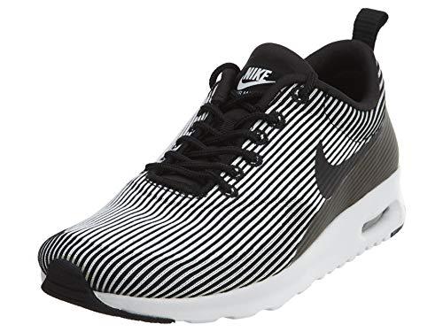 Nike Damen W Air Max THEA KJCRD Fitnessschuhe, Mehrfarbig (Black 001), 38 EU