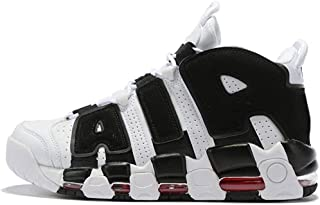 Air More Breathable Uptempo '96 Non-Slip Wear-Resistant Training Athletic Comfortable Sneakers Air Cushion Fashion Basketball Shoes
