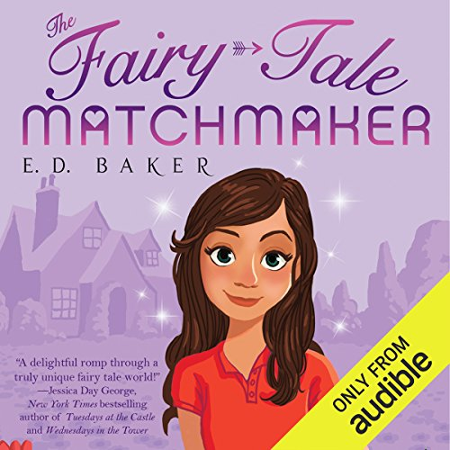 Couverture de The Fairy-Tale Matchmaker