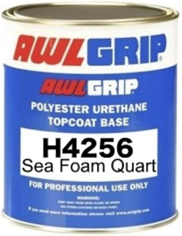 Awlgrip Premium Polyester Urethane Top Lf Foam Super intense SALE Quart 70% OFF Outlet Sea Coat