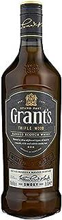 Grant's Triple Wood Smoky Scotch Whisky, 700 ml