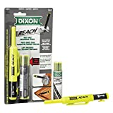 Best Carpenter Pencils - Dixon Industrial REACH- Deep Hole Mechanical Pencil Review
