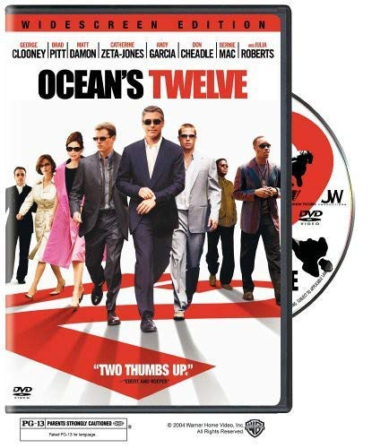 Ocean's Twelve by George Clooney