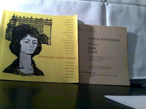 Ausstellung Junger Künstler anläßlich d. VII. Parlaments d. FDJ. Malerei, Grafik, Plastik im Pavillon d. Kunst, Berlin.