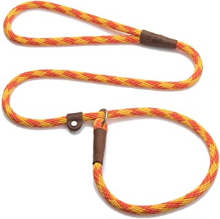 "Mendota 3/8"" by 6' Slip Lead, Amber, Small"