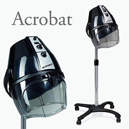 Casco Acrobat 1 V Artem AGV secador de pelo + soporte Made in Italy