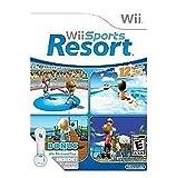 New Nintendo Wii Sports Resort Fun Games (Videogame Software)