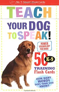 Best dog training flash cards Reviews