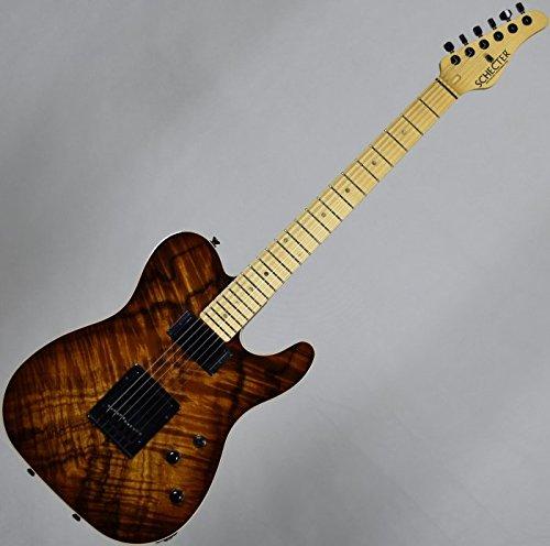 Cheap Schecter PT Koa Top Vintage Burst USA Custom Shop Electric Guitar Black Friday & Cyber Monday 2019