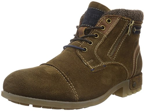 bugatti Herren K32593 Desert Boots, Braun, 41 EU