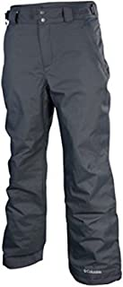 Columbia Men's Arctic Trip Ski Snow Pants Style:XM8185 Blue Insulated