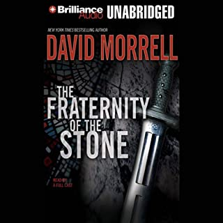The Fraternity of the Stone audiobook cover art