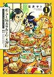 巫女と狛犬のおそなえ御飯~もぐもぐ世界のグルメ~ 1 (BLADEコミックス pixivシリーズ)