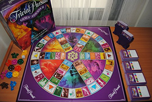 TRIVIAL PURSUIT GENIUS II