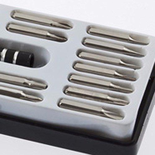 15 st Torx Cross Flathead Y-vormige U-vormige Ronde priem J-vormige Reset pin Schroevendraaier Bit PH Tool Voor Mobiele Telefoon Reparatie Gereedschappen