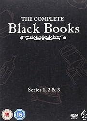 Black Books on DVD