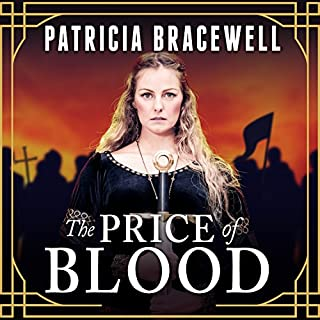 The Price of Blood audiobook cover art