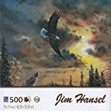 Jim Hansel 500 Piece Puzzle (Watchful Eyes) by Sure-Lox