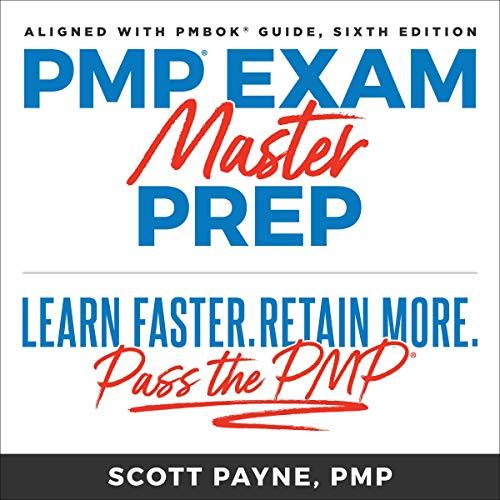 PMP Exam Master Prep cover art