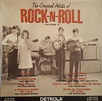 Detrola Presents The Original Artists of Rock-N-Roll Volume 2