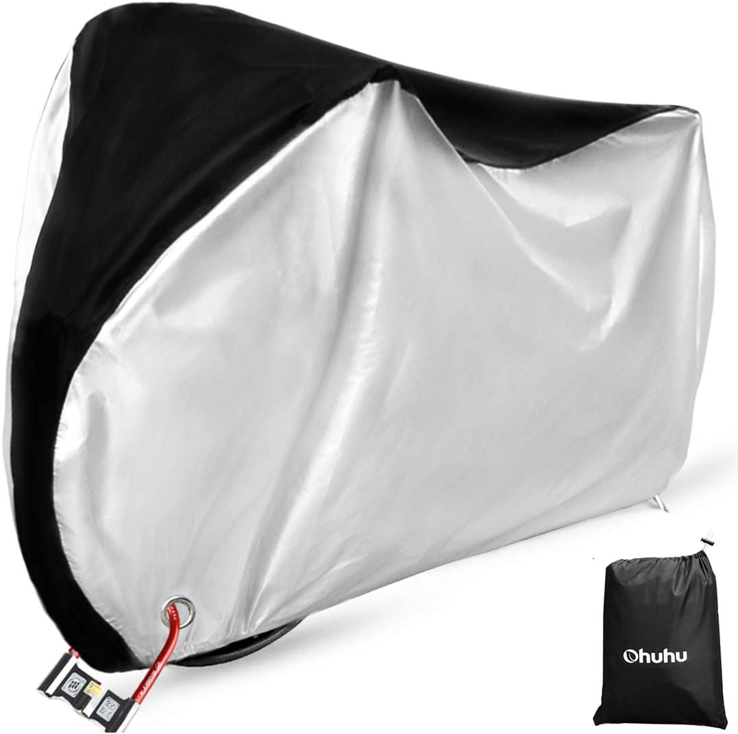 Ohuhu Max 44% OFF Bike Cover Waterproof Outdoor Bicycle Covers Large special price for Mountain