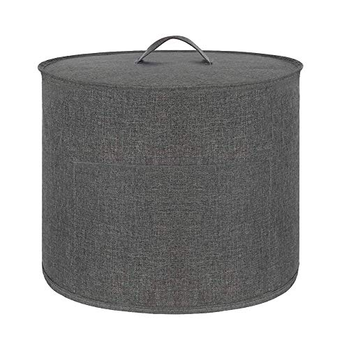 Appliance Cover Dust Cover Watetproof for 6 Quart Instant Pot,Electric Pressure Cooker Rice cooker,Air Fryer and Crock Pot, Machine Washable (Grey, For 6 Quart Instant Pot)