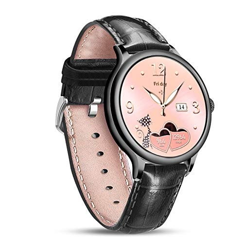 Smart Watch for Women, Helalife Waterproof Smartwatch for Android and...
