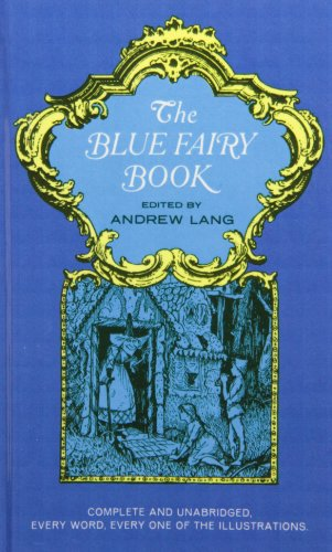 The Blue Fairy Book 1435262190 Book Cover