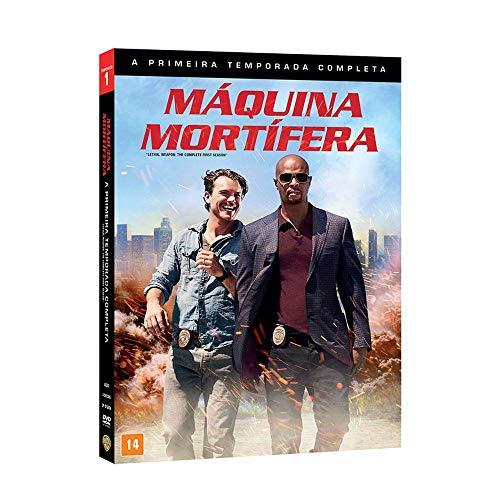 Maquina Mortifera 1A Temporada [DVD]