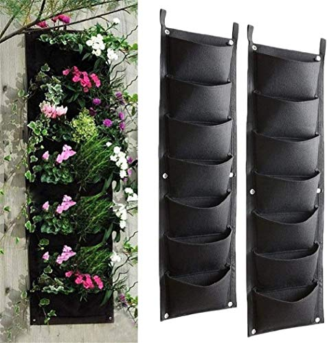 BSZ Planter Planting Grow Bags for Yards, Apartments, Balconies, Patios, Schoolyards and Gardens, Planting Bags Storage Bags
