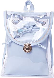 Best blue holographic backpack Reviews