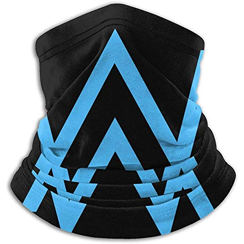 Alan-Walker Bedruckter, warmer Halstuch für kaltes Wetter im Winter und warm halten