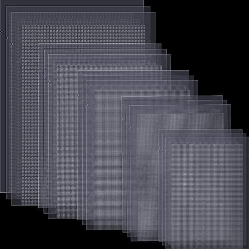120 Bolsas de Envasadora de Alimentos al Vacío Bolsa Grueso de Textura Gofrada, 5 Tamaños, 28 x 40 cm, 25 x 35 cm, 25 x 35 cm, 20 x 25 cm, 15 x 20 cm para Cocción Sous Vide Almacenaje