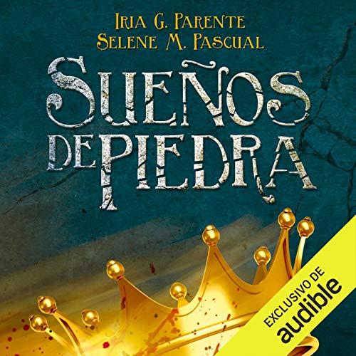 Diseño de la portada del título Sueños de Piedra (Narración en Castellano)
