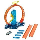Hot Wheels Track Builder Pack Assorted Loop Kicker Pack, Multicolor