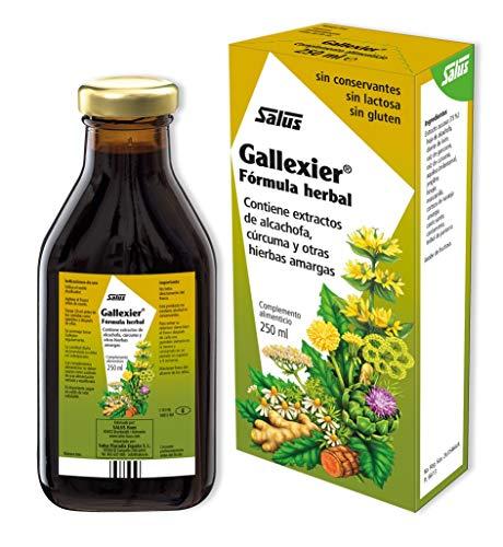 Gallexier Hepático 250 ml de Salus