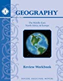 Geography 1 Review - Workbook (Middle East, North Africa, & Europe)