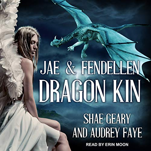 Dragon Kin: Jae & Fendellen     The Dragon Kin Series, Book 4              By:                                                                                                                                 Audrey Faye,                                                                                        Shae Geary                               Narrated by:                                                                                                                                 Erin Moon                      Length: 5 hrs and 14 mins     1 rating     Overall 5.0