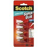 Best Super Glues - Scotch Super Glue Liquid, .07 Ounces (AD114) Review