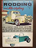 Rodding and Re-styling Magazine December 1962