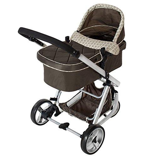 TecTake 3 en 1 Baby Confort