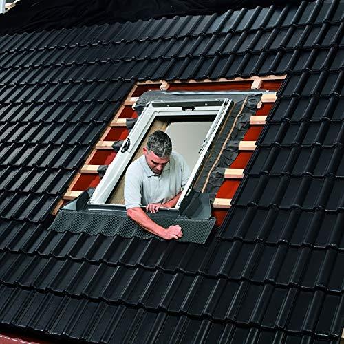 VELUX Eindeckrahmen »EDZ 2000« Dachfenster 66/118FK06