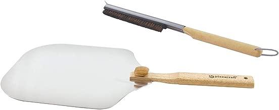 Pizzacraft Pizza Oven Accessories/Folding Peel & Stone Brush - PC0217