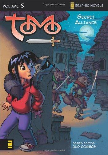 Download Secret Alliance (Z Graphic Novels / Tomo) 0310713048
