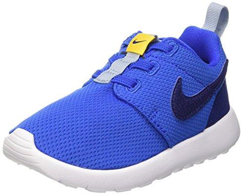 Nike Nike Jungen Unisex-Kinder Jr Roshe One TDV Sneaker, Indigo/blau, 21 EU